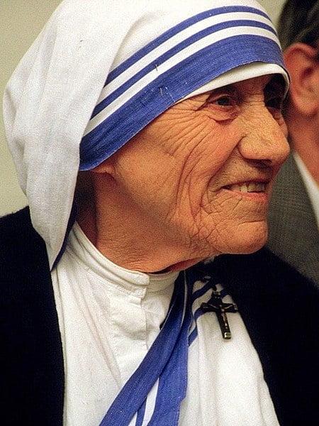 Madre Teresa di Calcutta - Tipi umani - Tipo Amore
