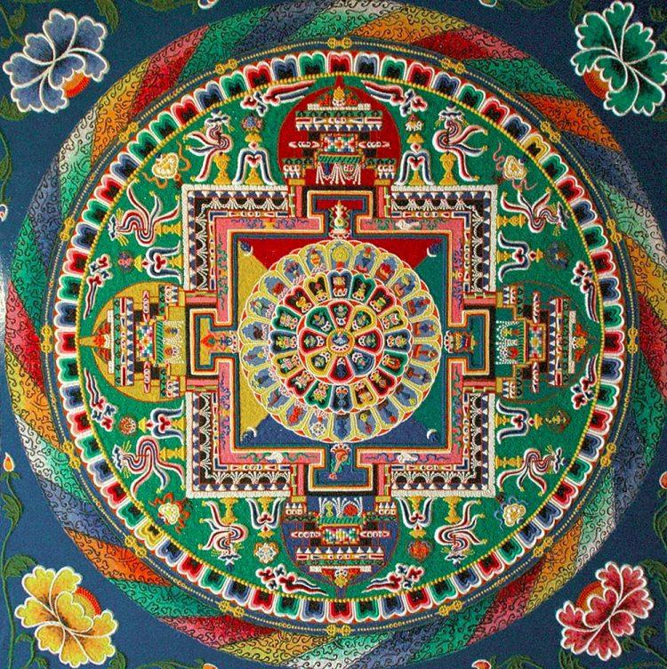 Il Sé e la rappresentazione mediante il Mandala