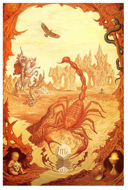 Simbolo dello Scorpione