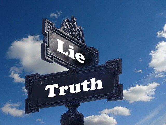 mentire a sé stessi