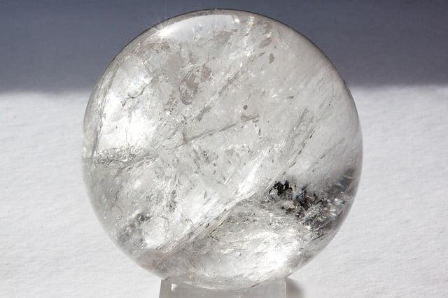 La mente è come un cristallo che si può frantumare